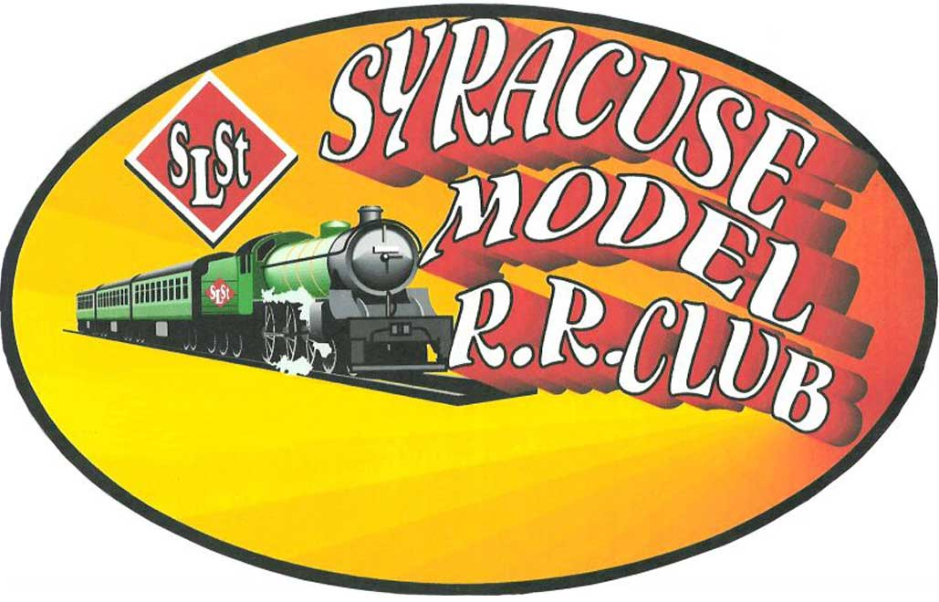 Syracuse Model Railroad Club Logo